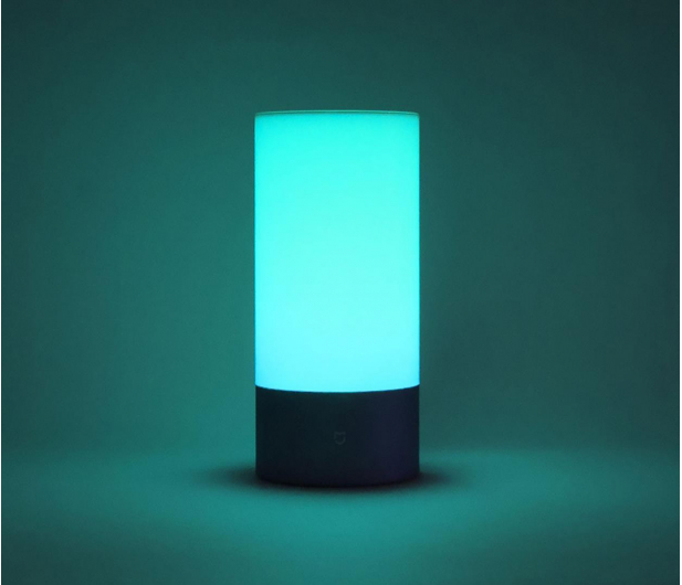 Xiaomi Mi Bedside Lamp Gold lampka nocna - 480163 - zdjęcie 3