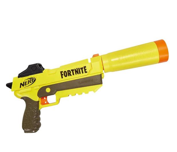 NERF Fortnite SNEAKY SPRINGER Sp-L Elite Dart Blaster - 477729 - zdjęcie