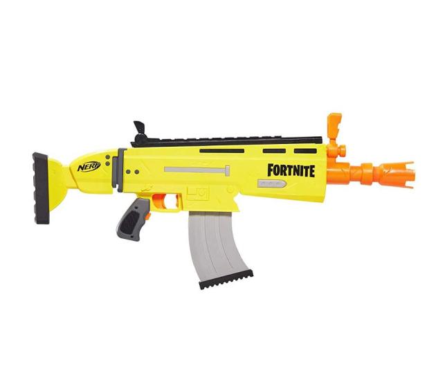 NERF Fortnite RISKY REELER AR-L Elite Dart Blaster - 477728 - zdjęcie