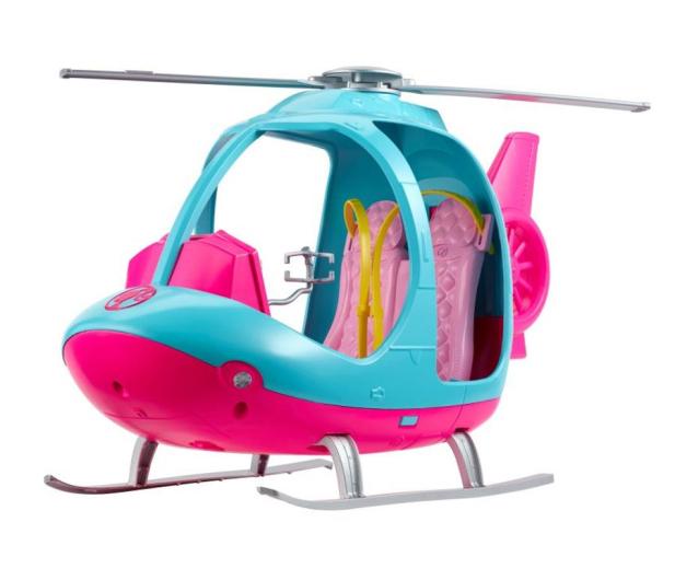 Barbie Helikopter Barbie w podróży - 482904 - zdjęcie