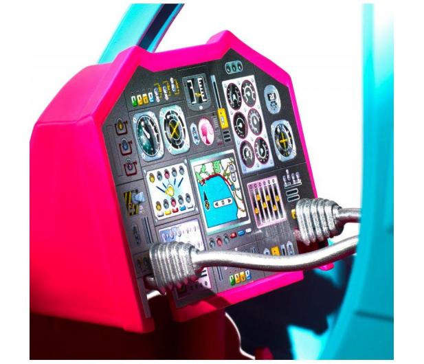 Barbie Helikopter Barbie w podróży - 482904 - zdjęcie 3