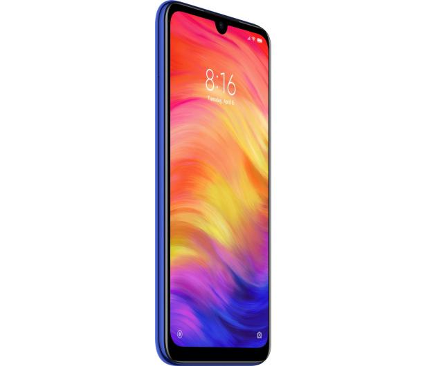 Xiaomi Redmi Note 7 4/64GB Neptune Blue - 482321 - zdjęcie 4