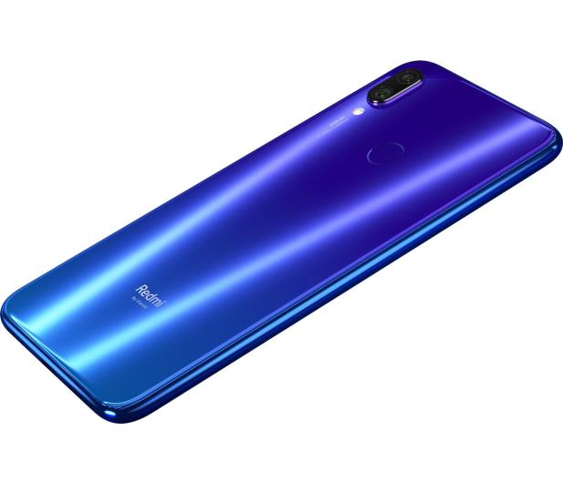Xiaomi Redmi Note 7 4/64GB Neptune Blue - 482321 - zdjęcie 7