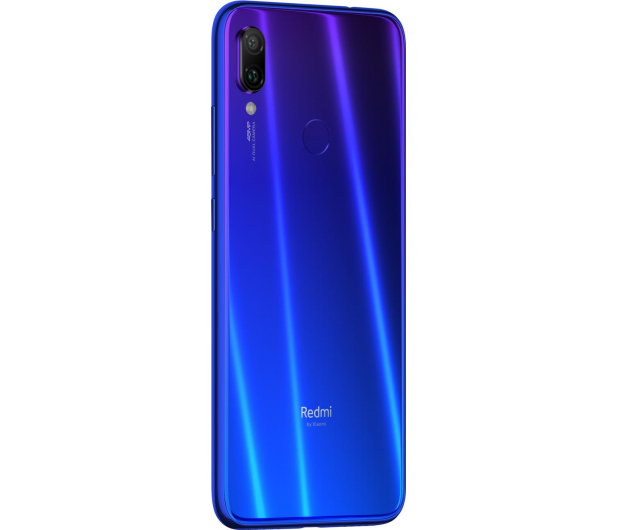 Xiaomi Redmi Note 7 4/64GB Neptune Blue - 482321 - zdjęcie 5