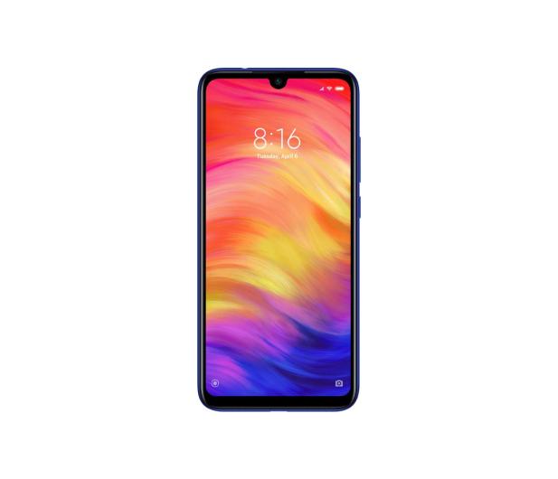 Xiaomi Redmi Note 7 4/64GB Neptune Blue - 482321 - zdjęcie 2