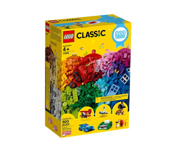 LEGO Classic Kreatywna zabawa - 482740 - zdjęcie