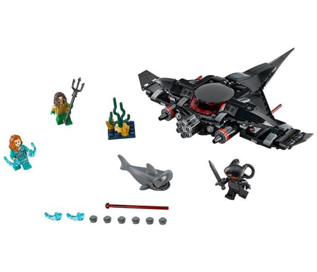 LEGO DC Super Heroes Aquaman Atak Black Manty - 482755 - zdjęcie 2