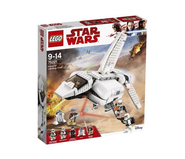 LEGO Star Wars Pojazd desantowy Imperium - 482749 - zdjęcie