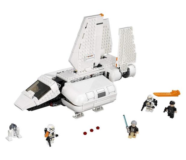 LEGO Star Wars Pojazd desantowy Imperium - 482749 - zdjęcie 2