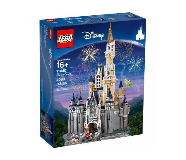 LEGO Disney Zamek Disneya - 482746 - zdjęcie