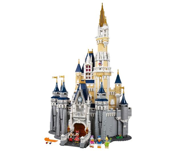 LEGO Disney Zamek Disneya - 482746 - zdjęcie 2