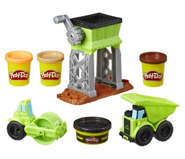 Play-Doh Wheels Żwirownia - 483229 - zdjęcie