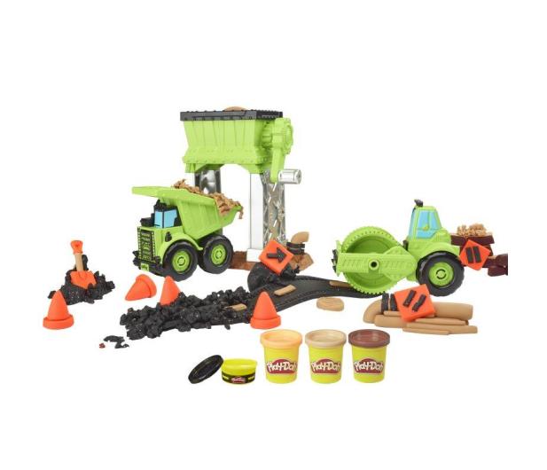 Play-Doh Wheels Żwirownia - 483229 - zdjęcie 2