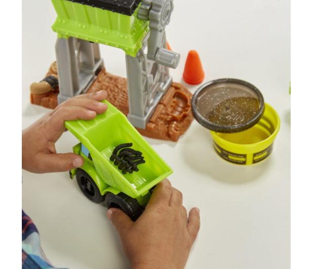 Play-Doh Wheels Żwirownia - 483229 - zdjęcie 6