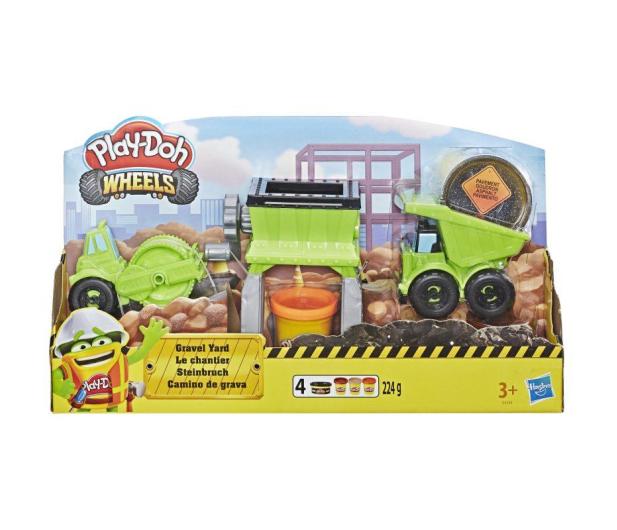 Play-Doh Wheels Żwirownia - 483229 - zdjęcie 9