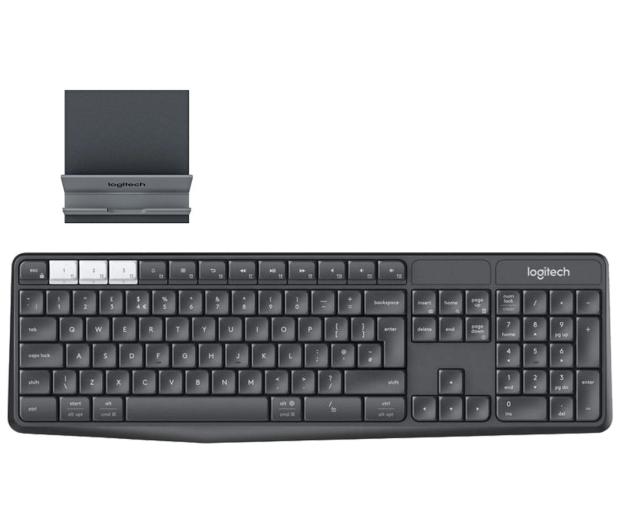 Logitech K375s Multi-Device (Unifying, Bluetooth Smart) - 361726 - zdjęcie