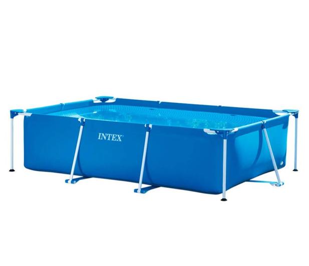 INTEX Basen Stelażowy Ogrodowy 260x160x65 cm - 477339 - zdjęcie 3
