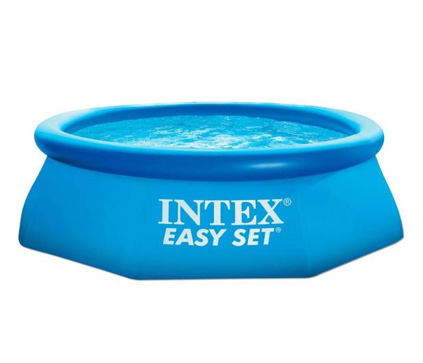 INTEX Basen rozporowy Easy Set 244x76 cm - 477342 - zdjęcie
