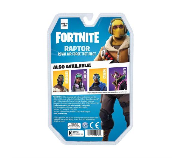 TM Toys FORTNITE 1 PAK Raptor FNT0014 - 477569 - zdjęcie 3