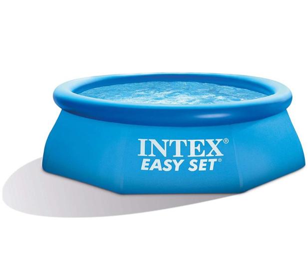 INTEX Basen rozporowy Easy Set 244x76 cm - 477346 - zdjęcie