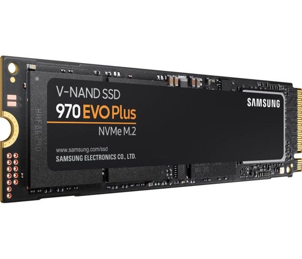 Samsung 500GB 970 EVO Plus M.2 2280 NVMe  - 477778 - zdjęcie 2