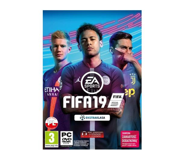 EA Sports FIFA 19  - 434869 - zdjęcie