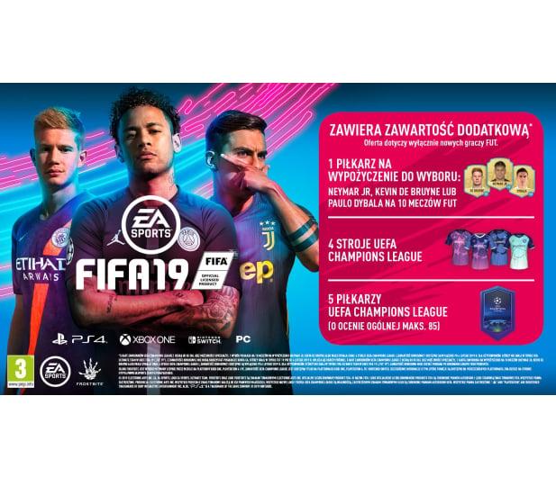 Sony PlayStation 4 500GB SLIM + FIFA 19 - 497851 - zdjęcie 7