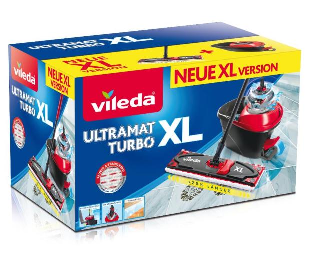 Vileda Ultramat Turbo XL - 477610 - zdjęcie
