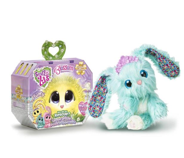 TM Toys Fur Balls Blossom Bunnies - 477553 - zdjęcie