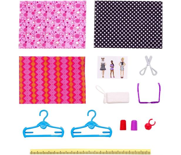 Barbie Zestaw mebelków Studio Projektantki - 476744 - zdjęcie 3