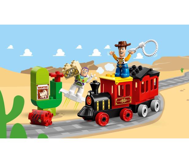 LEGO DUPLO Pociąg z Toy Story - 484730 - zdjęcie 3