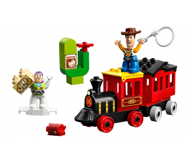 LEGO DUPLO Pociąg z Toy Story - 484730 - zdjęcie 2