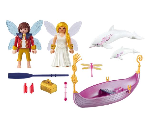 PLAYMOBIL Romantyczna łódka wróżek - 483422 - zdjęcie 3