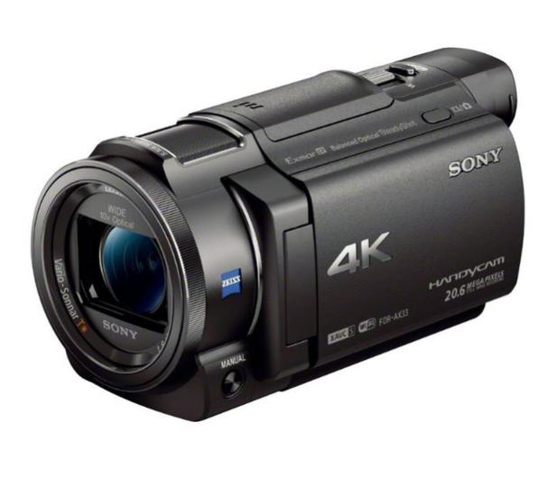 Sony FDR AX33 - 483142 - zdjęcie