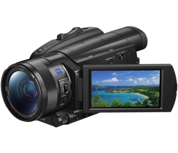 Sony FDR AX700 - 483152 - zdjęcie 3