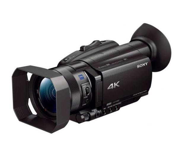 Sony FDR AX700 - 483152 - zdjęcie