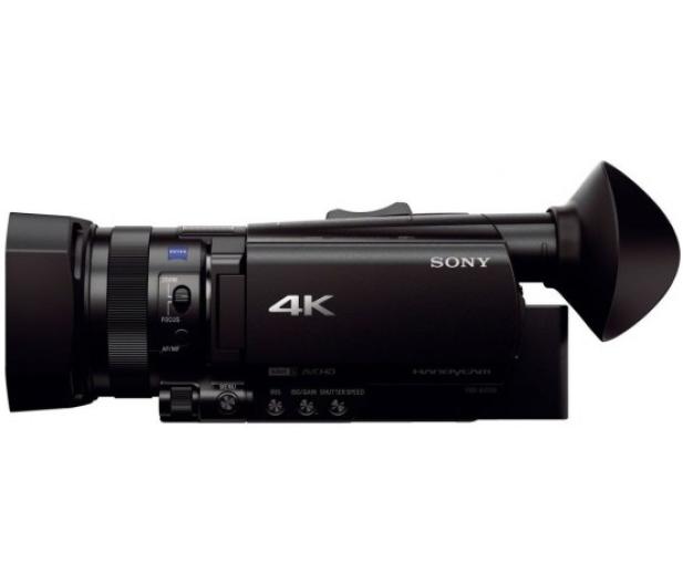 Sony FDR AX700 - 483152 - zdjęcie 4