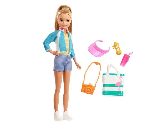 Barbie Lalka Stacie w podróży - 471312 - zdjęcie