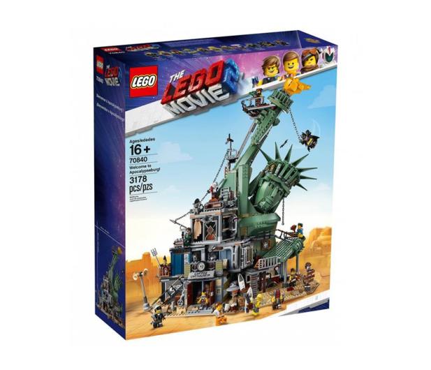 LEGO Movie Witajcie w Apokalipsburgu! - 485907 - zdjęcie