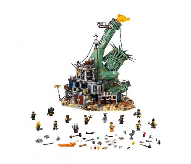 LEGO Movie Witajcie w Apokalipsburgu! - 485907 - zdjęcie 4
