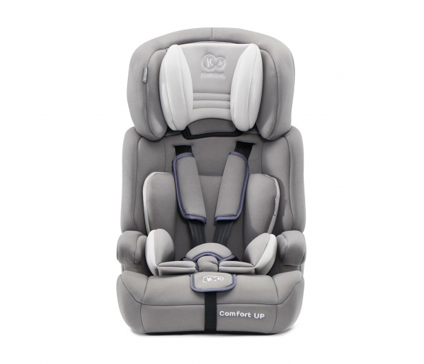 Kinderkraft Comfort Up Grey - 315733 - zdjęcie 2