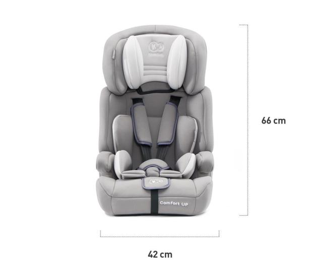 Kinderkraft Comfort Up Grey - 315733 - zdjęcie 6