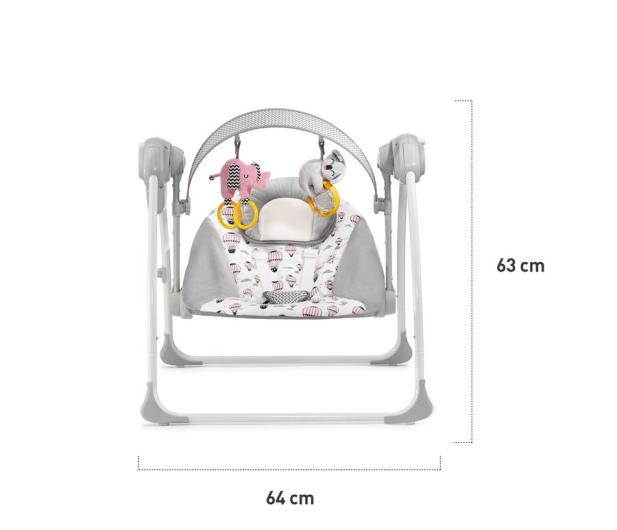 Kinderkraft Flo Pink - 458833 - zdjęcie 11
