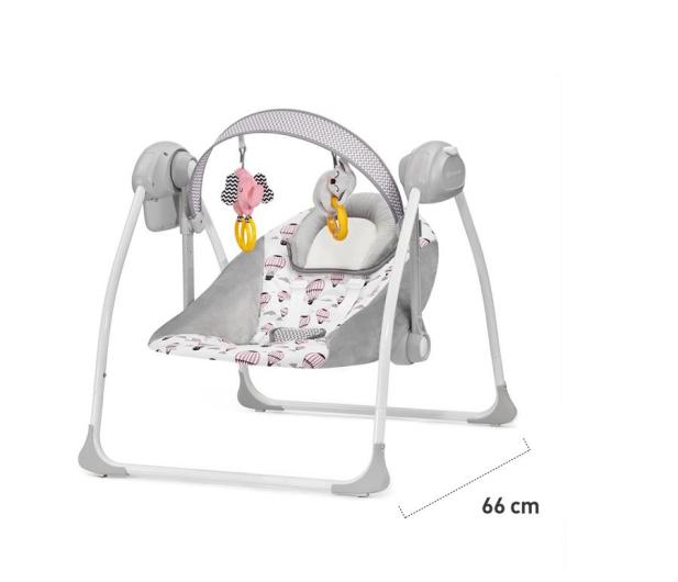 Kinderkraft Flo Pink - 458833 - zdjęcie 12