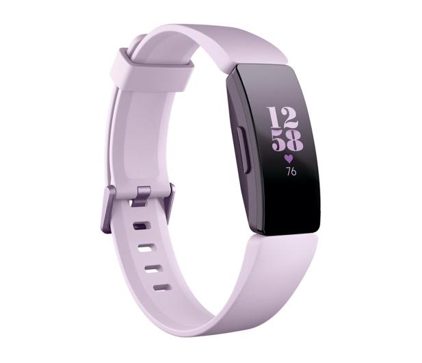 Fitbit Inspire HR Liliowa - 485343 - zdjęcie