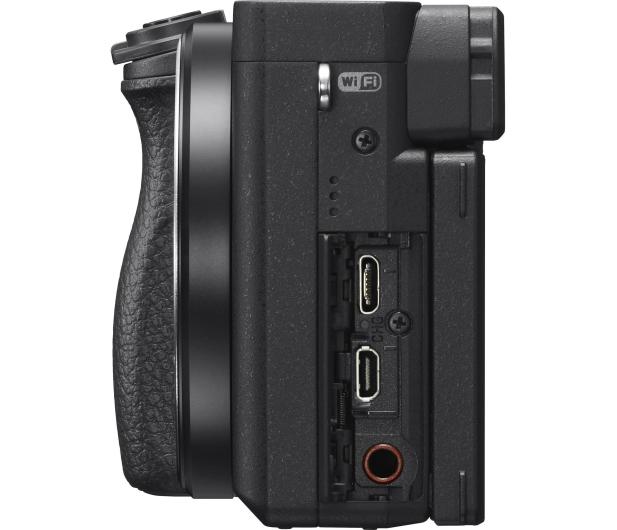 Sony ILCE A6400 + 16-50mm czarny  - 483101 - zdjęcie 8