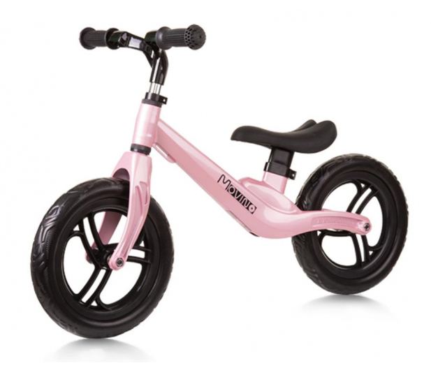 Movino Rowerek biegowy Magnesium Pro Pink - 486380 - zdjęcie