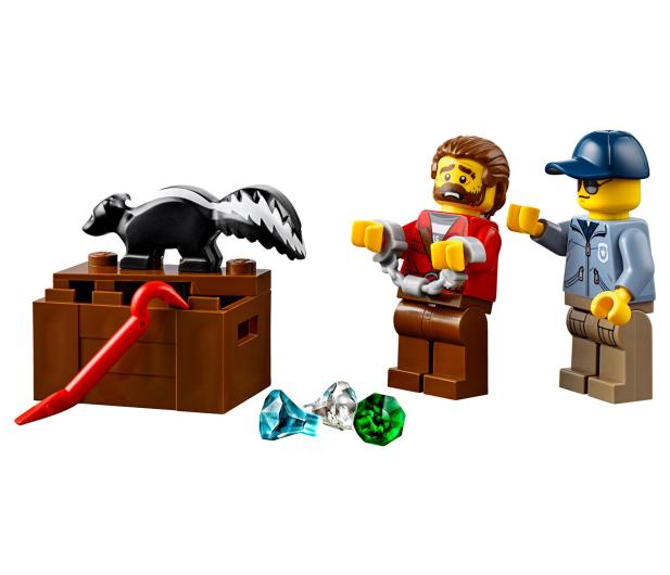 LEGO City Ucieczka rzeką - 484764 - zdjęcie 4