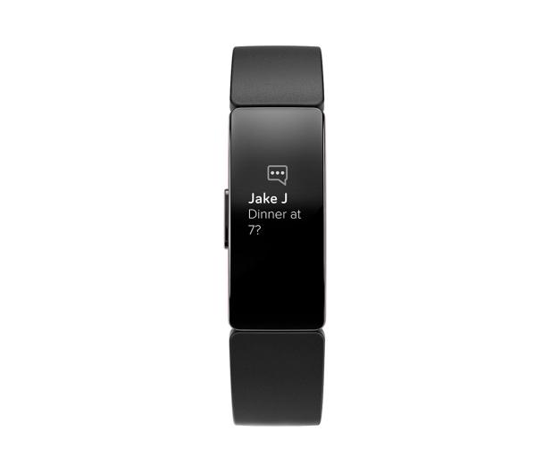 Fitbit Inspire HR czarna - 485342 - zdjęcie 2