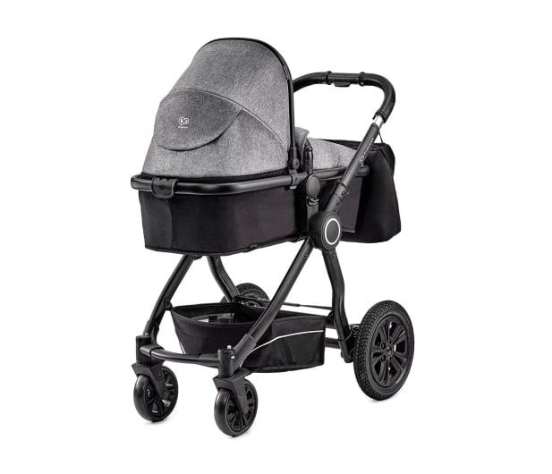 Kinderkraft Veo 3w1 Black/Grey - 486770 - zdjęcie 2
